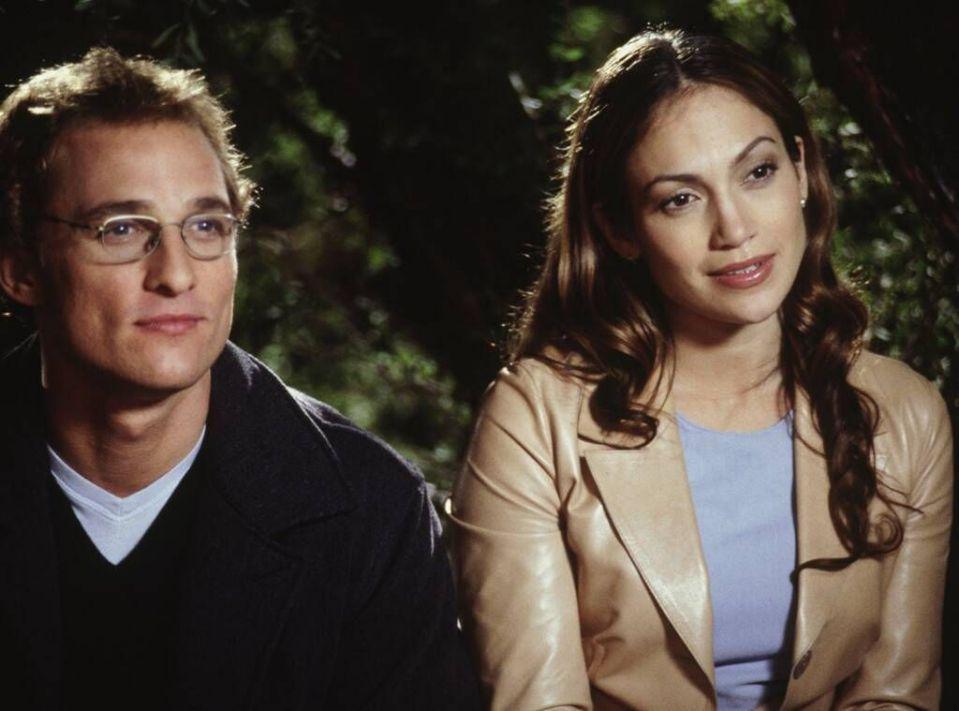 Wedding Planner Matthew Mcconaughey Jennifer Lopez