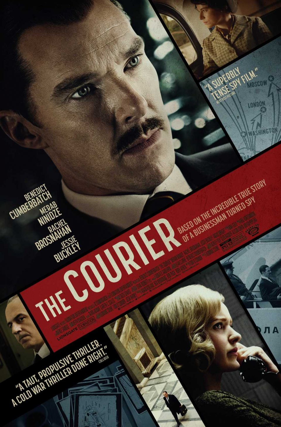 The Courier - Rotten Tomatoes