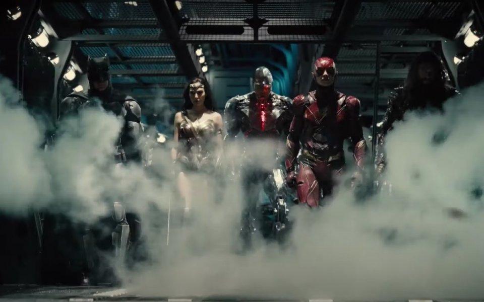 Justice League Zack Snyder Cut 8