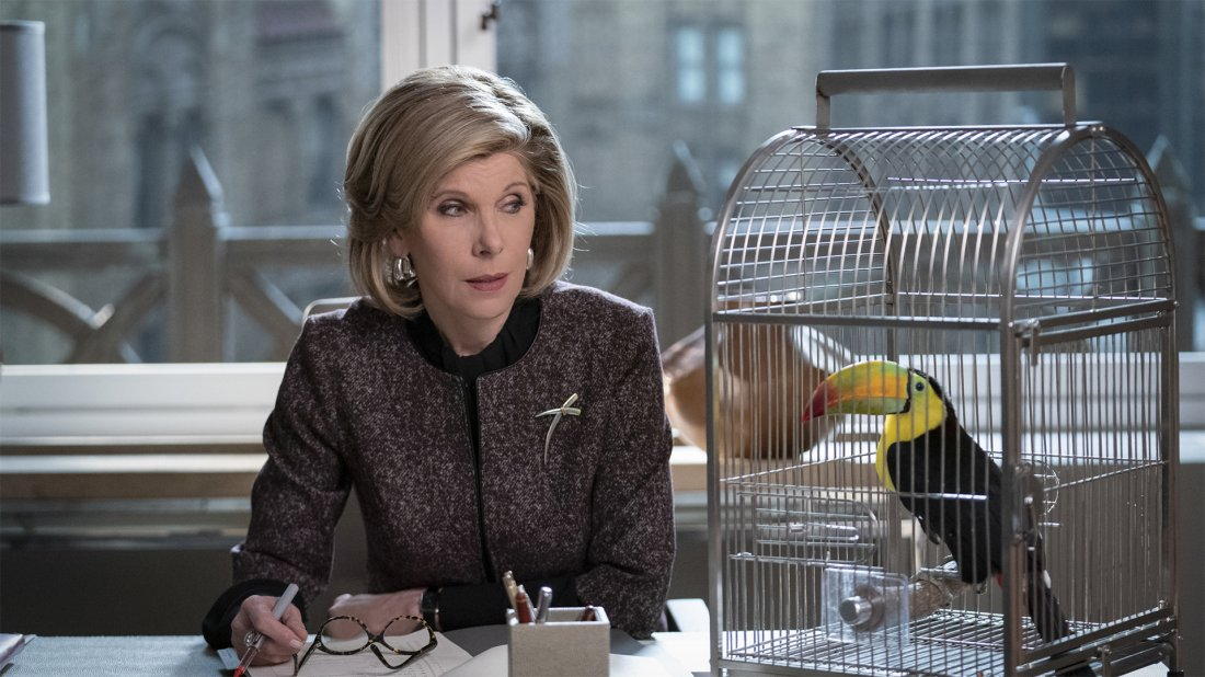 The Good Fight 4 Christine Baranski 4