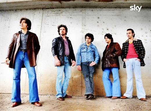 Un Immagine Promozionale Del Cast Di Romanzo Criminale La Serie 94452