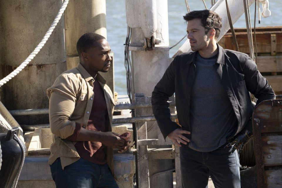 The Falcon And The Winter Soldier Anthony Mackie Sebastian Stan 4