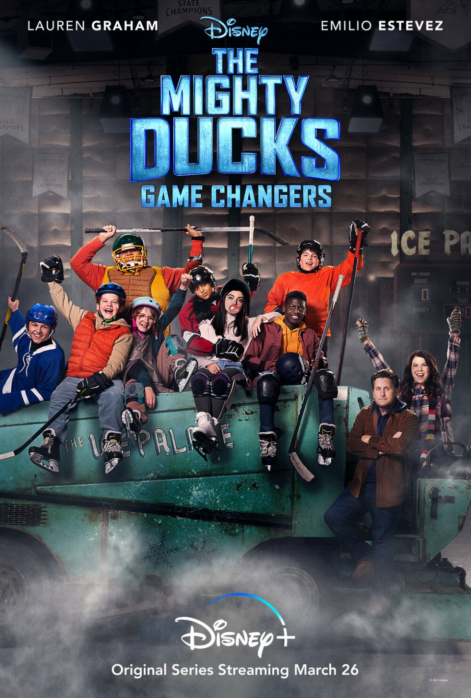 The Mighty Ducks Game Changers2