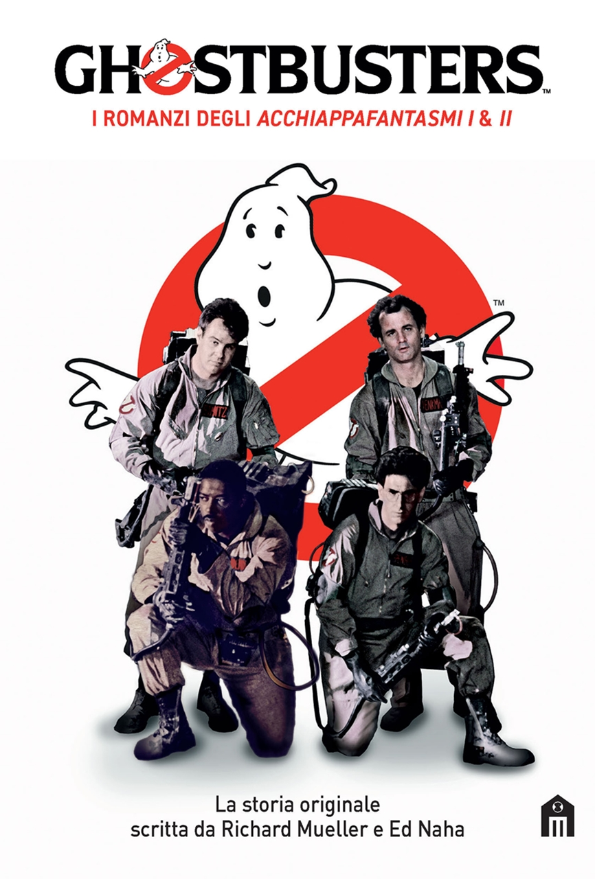 Ghostbuster Cover