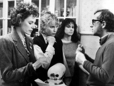 Woody Allen Set