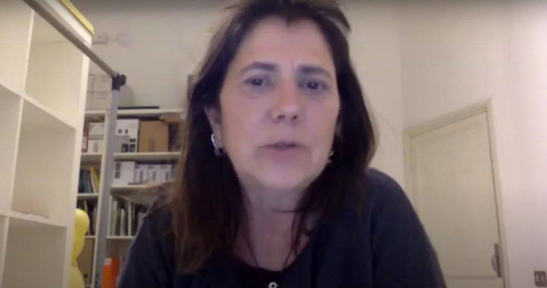 Fulci Talks Antonietta De Lilloi