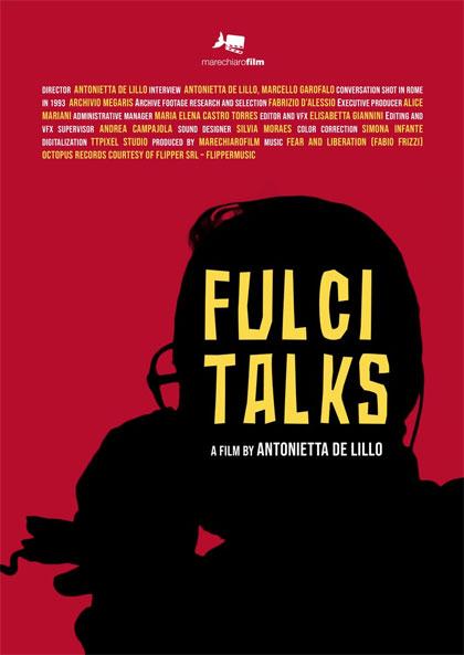 Fulci Talks Locandina
