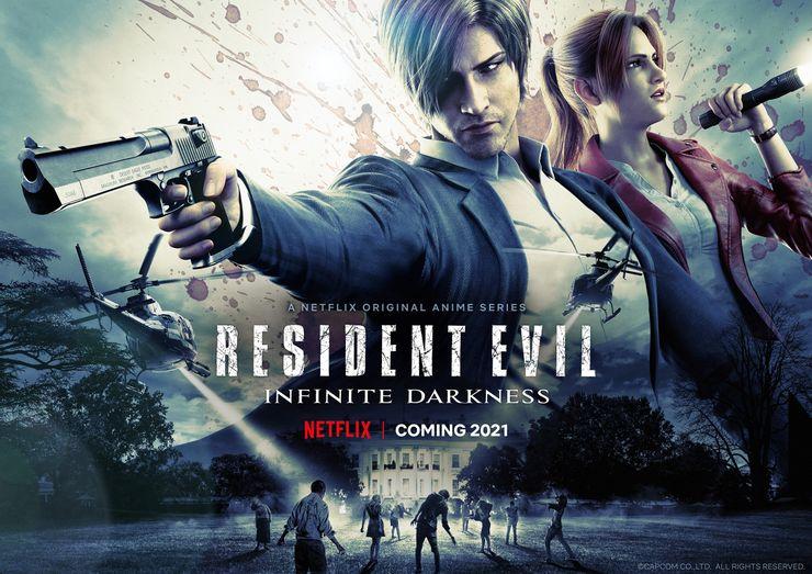 Resident Evil Infinite Darkness 1