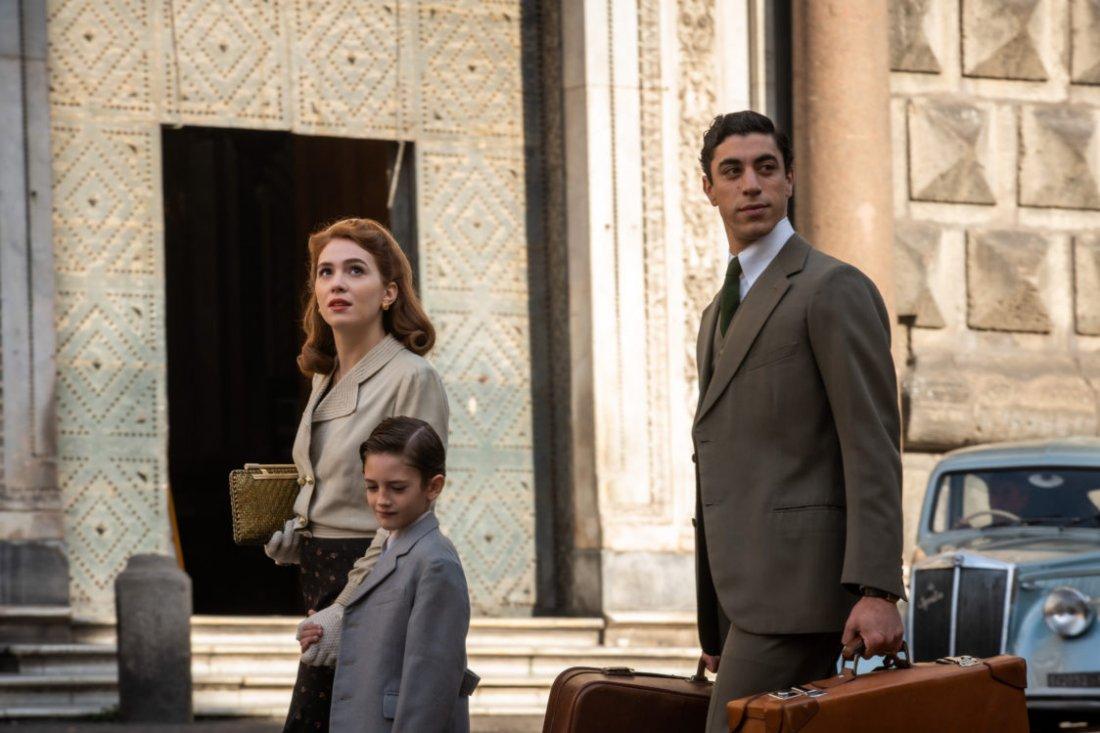 Carosello Carosone: un'immagine del film: 531702 - Movieplayer.it