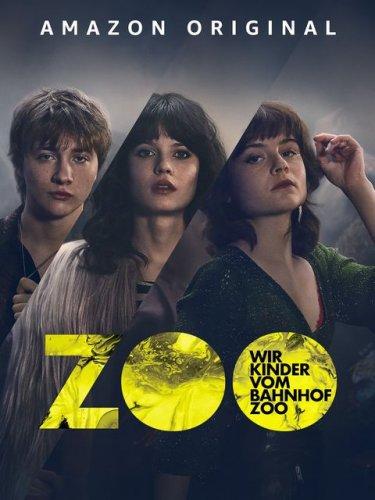 Noi Ragazzi Dello Zoo Di Berlino Poster