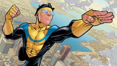 Invincible Fumetto Robert Kirkman Jwtnrgs