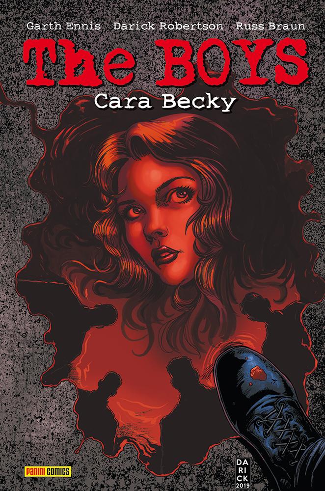 The Boys Dear Becky Cover
