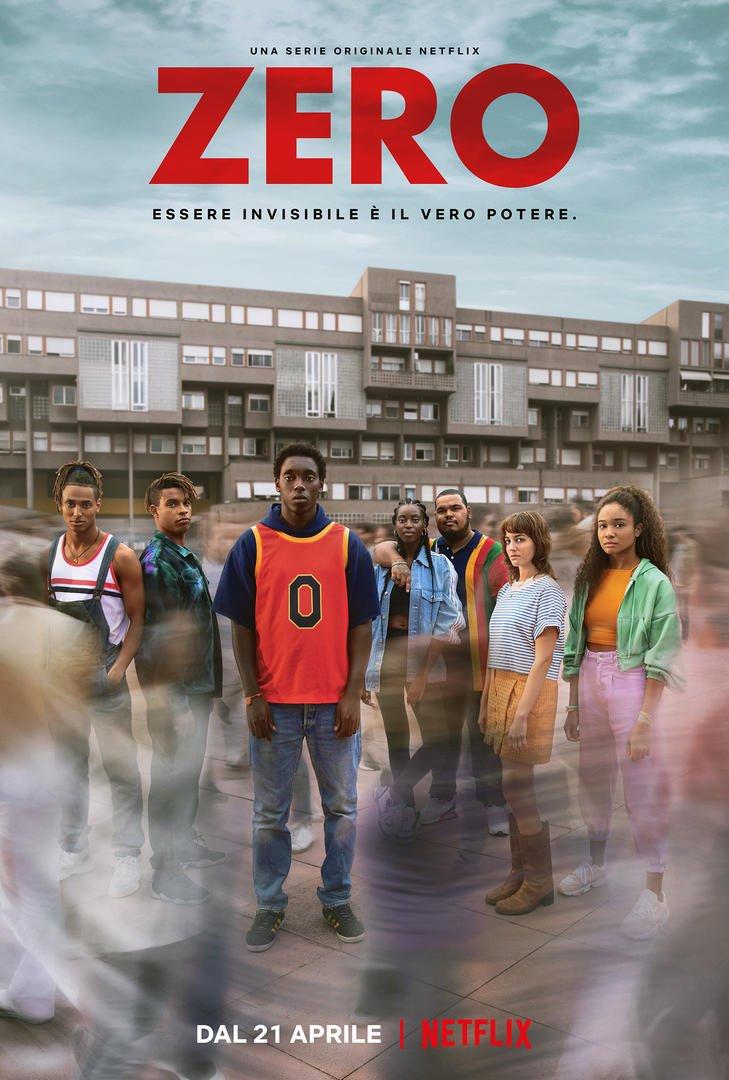 Zero Netflix Poster