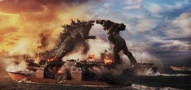 Godzilla Vs Kong 1