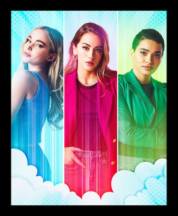 Powerpuff Girls First Look