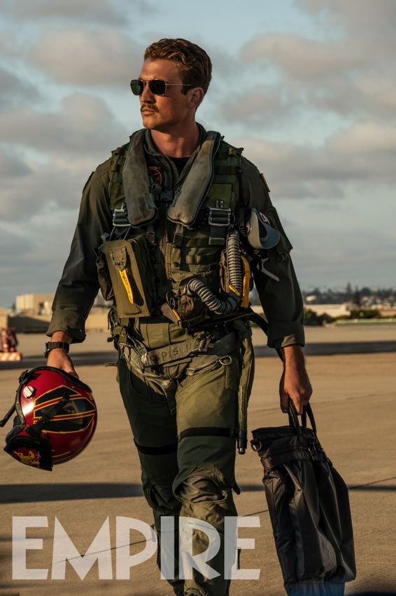 Top Gun Maverick Miles Teller Empire