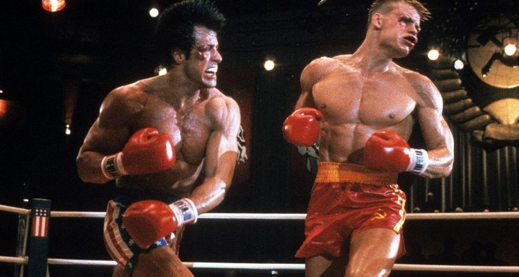 Rocky vs. Drago, arriva il director's cut di Rocky IV: l ...