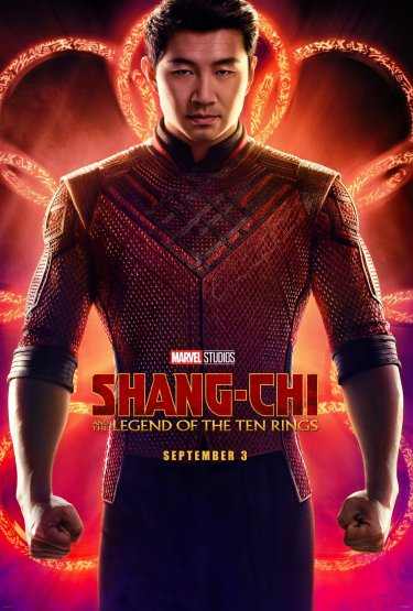 Shang Chi Teaser Poster Italiano