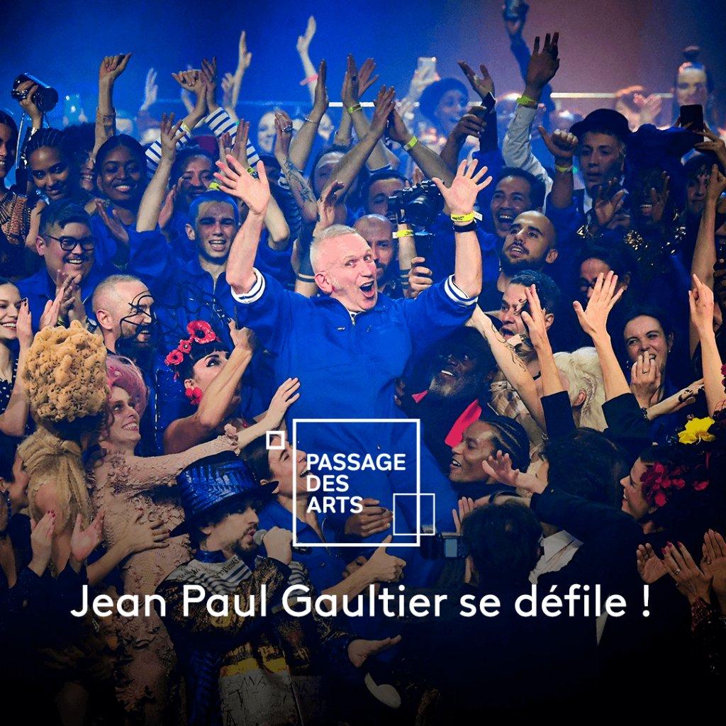 Jean Paul Gaultier Lultima Passerella