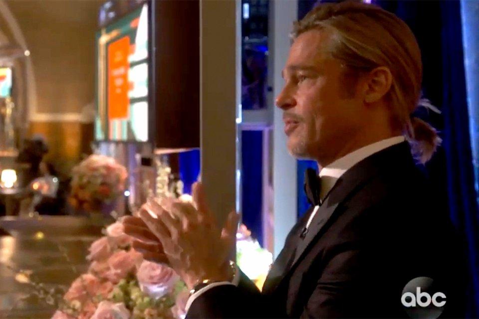 Brad Pitt Oscar 2021