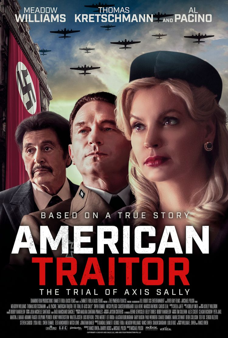 Americantraitor Appletrailers Poster