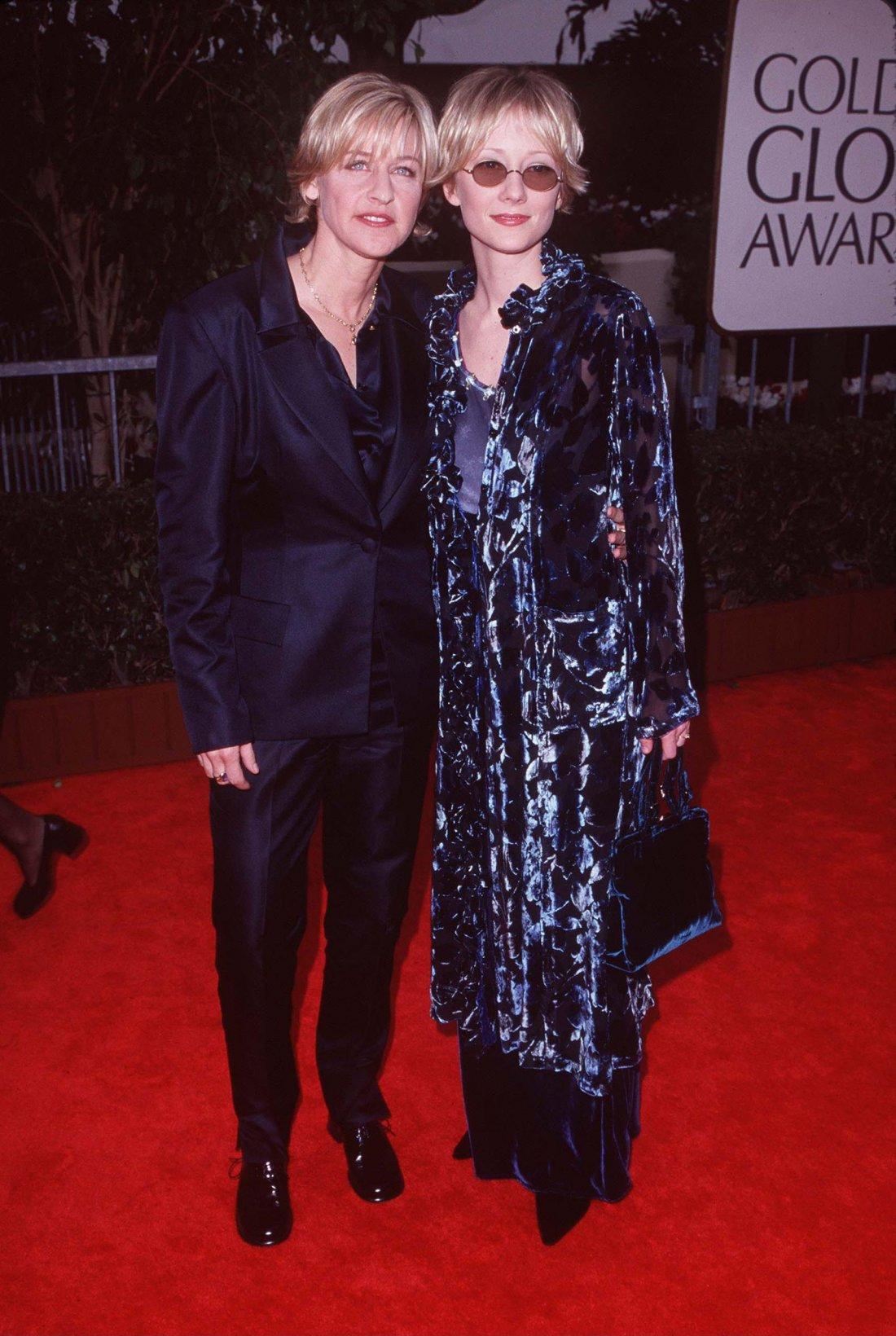 Ellen Degeneres Anne Heche 1998 Qfoo5Gu