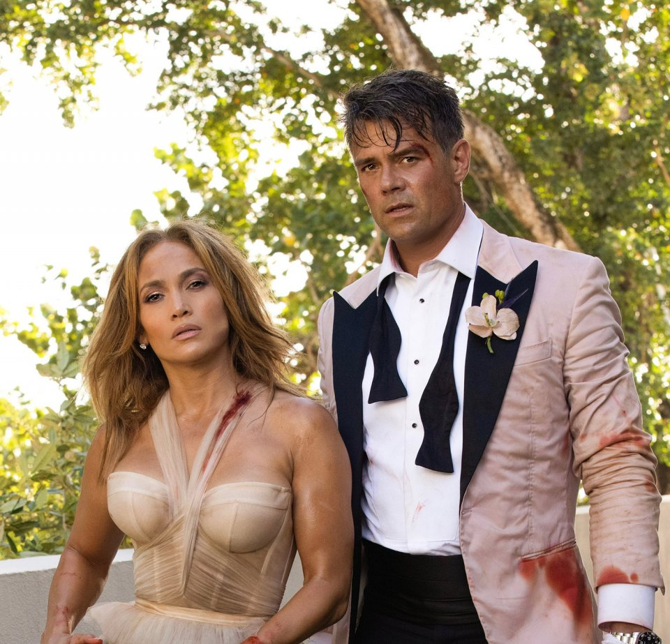 Shotgun Wedding Jennifer Lopez Josh Duhamel