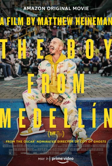 The Boy From Medellin
