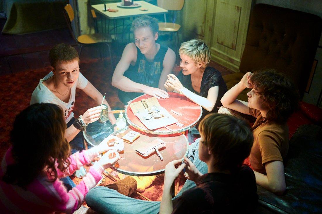 Apv Wir Kinder Vom Bahnhof Zoo Episodics 14 Constantin Television Mike Kraus