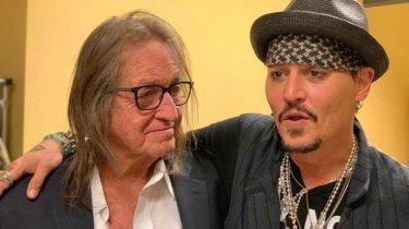 George Jung E Johnny Depp