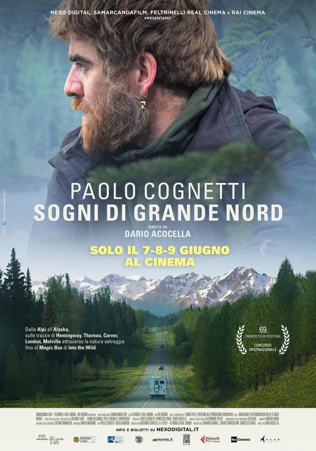 Paolo Cognetti Sogni Di Grande Nord