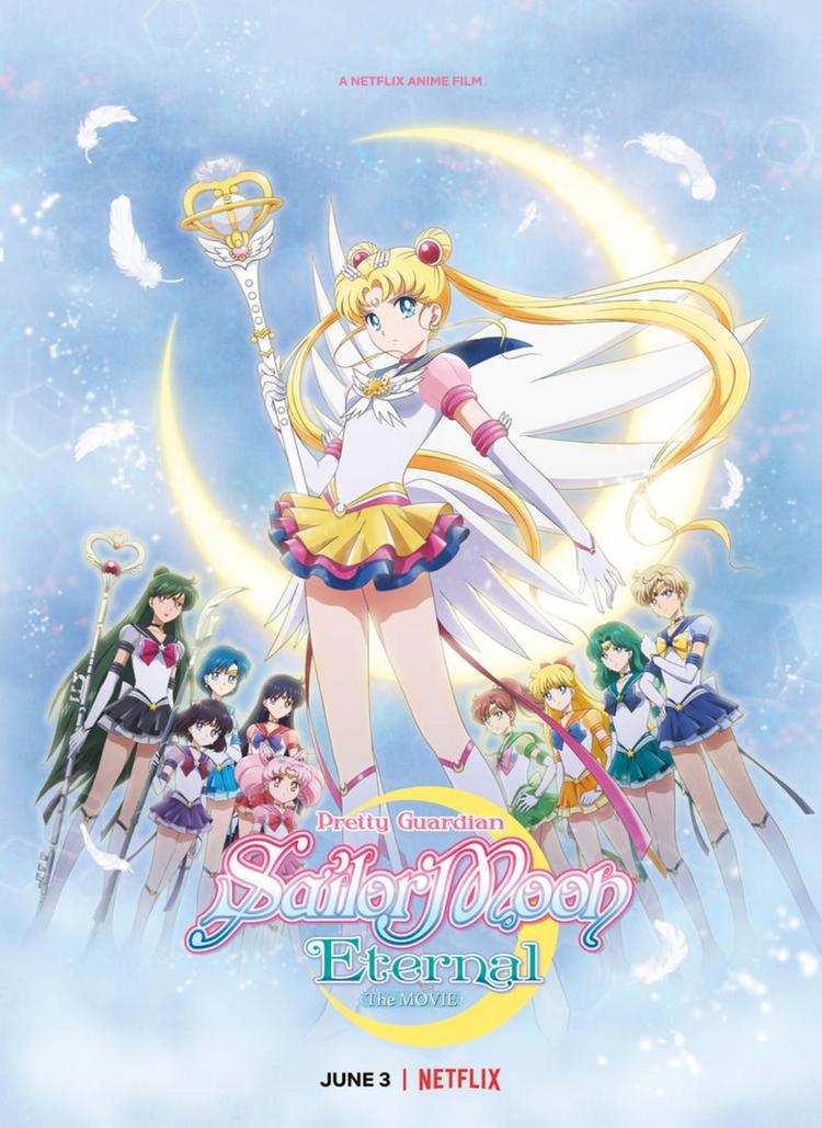 Sailor Moon Posterwebp