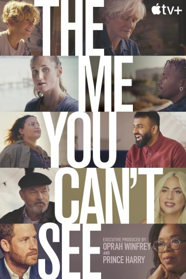 The Me You Cant See Poster