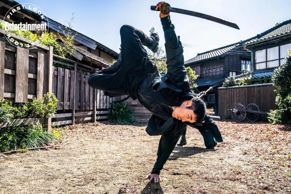 Henry Golding Morning Light Sword In Snake Eyes Movie 1268202
