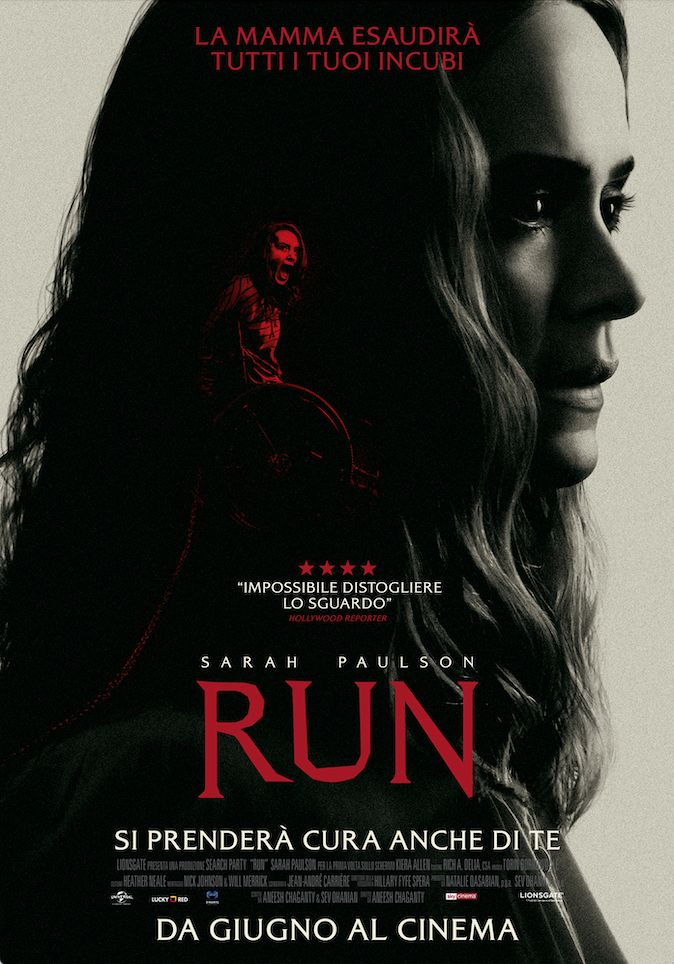Run Poster Italiano