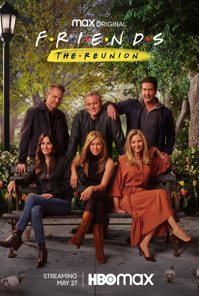 Poster Friends Reunion