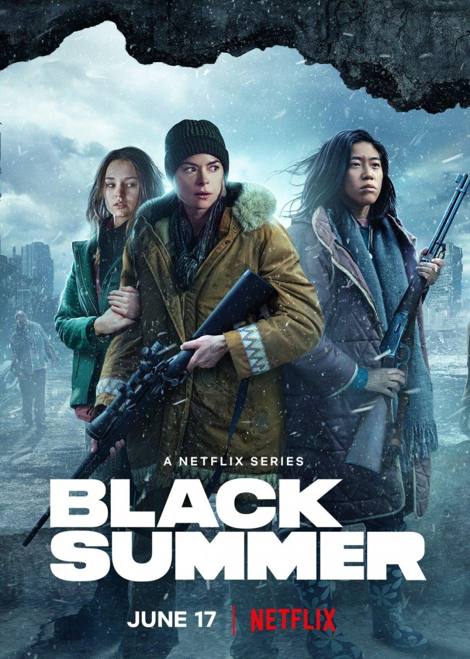 Black Summer S2 Poster
