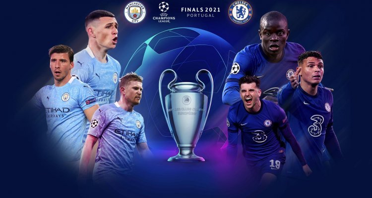 Alle Champions League Finale
