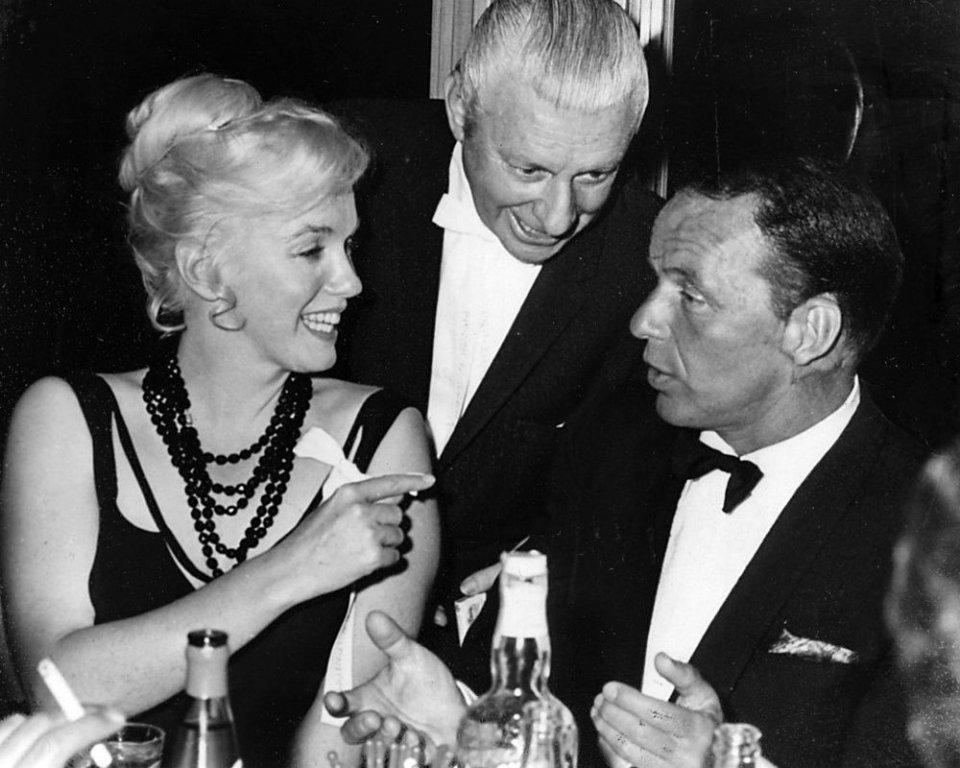 Frank Sinatra Marilyn Monroe