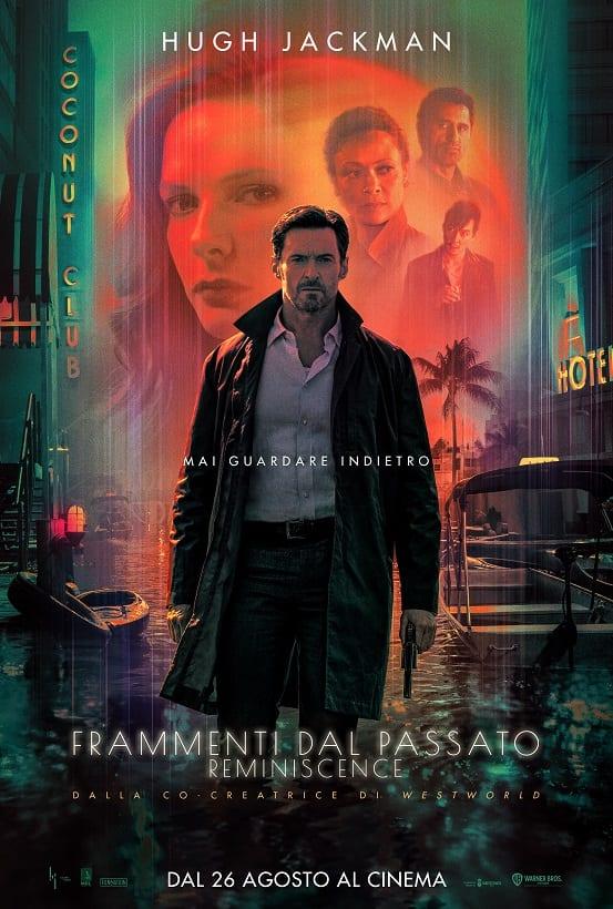 Frammenti Dal Passato Reminiscence Poster Italiano