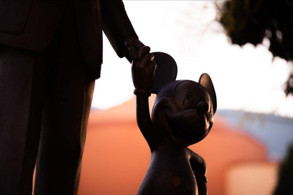 Disney Foto Topolino