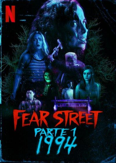 Fear Street Parte 1: 1994 locandina