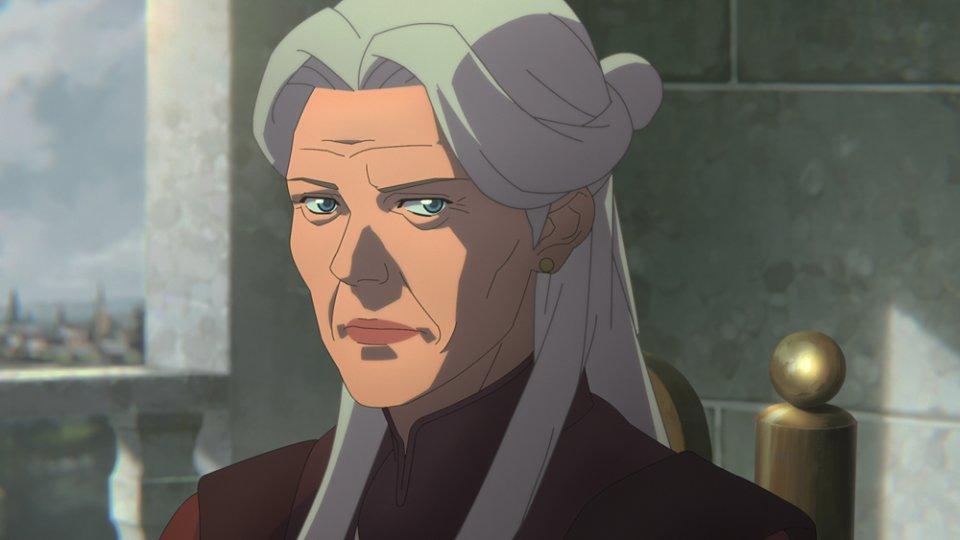 Witcher Lady Zerbst