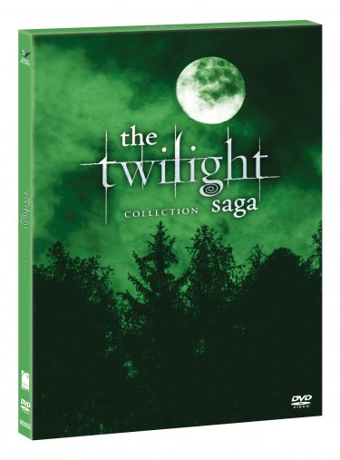 Twilight Saga Green Box