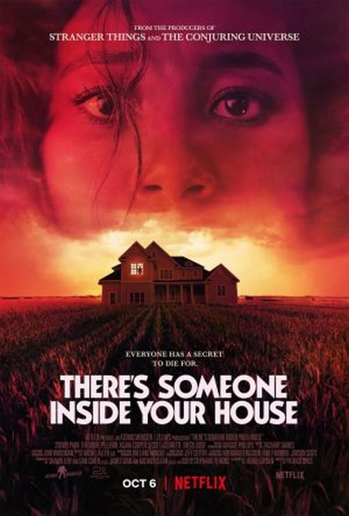 Theres Someone Inside You House Poster